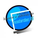 Logo da emissora Rádio Louvor e Adoração Mostardas
