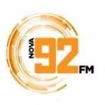 Logo da emissora Rádio Nova 92.7 FM