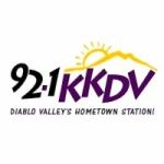 Logo da emissora Radio KKDV 92.1 FM