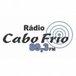 Logo da emissora Rádio Cabo Frio 89.3 FM