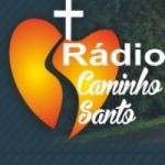 Logo da emissora Web Rádio Caminho Santo
