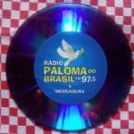 Logo da emissora Rádio Paloma do Brasil