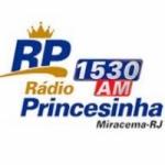 Logo da emissora Rádio Princesinha do Norte 1530 AM