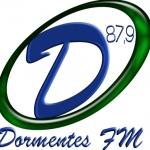 Logo da emissora Rádio Dormentes 87.9 FM