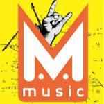 Logo da emissora MMusic Web Rádio