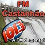 Logo da emissora Rádio FM Castanhão 101.3