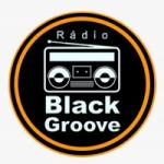 Logo da emissora Rádio Black Groove