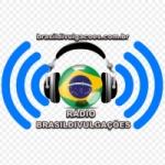 Logo da emissora Brasil Divulgações Web Rádio