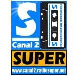 Logo da emissora Super Canal 2