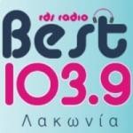 Logo da emissora Best Radio 103.9 FM