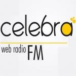 Logo da emissora Celebra FM