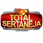 Logo da emissora Rádio Total Sertaneja