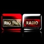 Logo da emissora Rio Sul Rádio