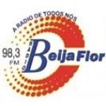 Logo da emissora Rádio Beija Flor 98.3 FM