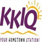 Logo da emissora Radio KKIQ 101.7 FM