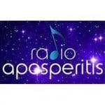 Logo da emissora Radio Aposperitis 94.5 FM