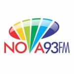 Logo da emissora Rádio Nova 93 FM