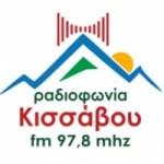 Logo da emissora Radiofonia Kissabou 97.8 FM