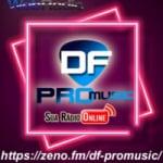 Logo da emissora Web Rádio DF proMusic
