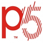 Logo da emissora P5 Oslo 103.2 FM