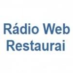 Logo da emissora Rádio Web Restaurai