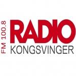 Logo da emissora Radio Kongsvinger 100.8 FM