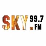 Logo da emissora Sky FM 99.7