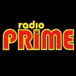 Logo da emissora Radio Prime Fredrikstad 107.7 FM