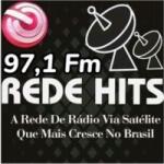 Logo da emissora Rede Hits