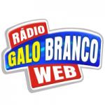 Logo da emissora Rádio Galo Branco