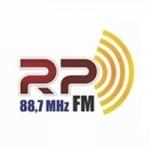 Logo da emissora Rádio Patriarca 88.7 FM