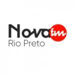 Logo da emissora Rádio Nova FM Rio Preto