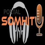 Logo da emissora Rádio Portal Som Hit