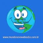 Logo da emissora Rádio Mundo Novo