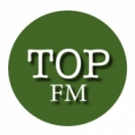 Logo da emissora Top FM Radio