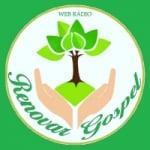Logo da emissora Renovar Gospel Rádio