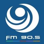 Logo da emissora Rádio Musa 90.5 FM