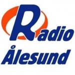 Logo da emissora Radio Ålesund 104.5 FM