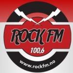 Logo da emissora Rock 106 FM