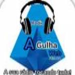 Logo da emissora Rádio Agulha Web