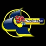 Logo da emissora Rádio Agreste 98.7 FM