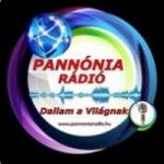 Logo da emissora Pannonia Radio