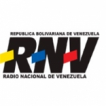 Logo da emissora Radio Nacional de Venezuela 91.7 FM