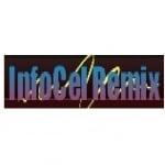 Logo da emissora Webrádio InfoCel Gospel Remix