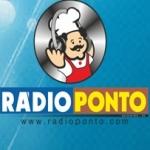 Logo da emissora Rádio Ponto