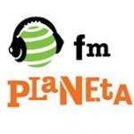 Logo da emissora Planeta FM 101.5 FM