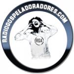 Logo da emissora Rádio Gospel Adoradores
