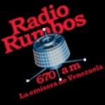 Logo da emissora Radio Rumbos 670 AM
