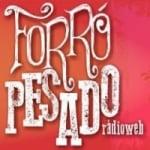 Logo da emissora Rádio Forró Pesado