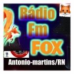 Logo da emissora Rádio Fox FM Sítio Raposa